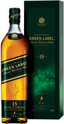Виски шотландский Johnnie Walker Pure Malt Green Label 0.7 л
